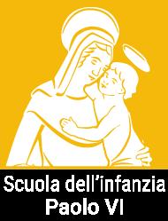 """Scuola dell'infanzia """"Paolo VI"""" Logo"""
